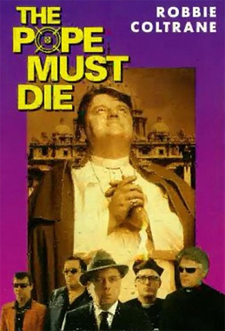 The Pope Must Die movie poster