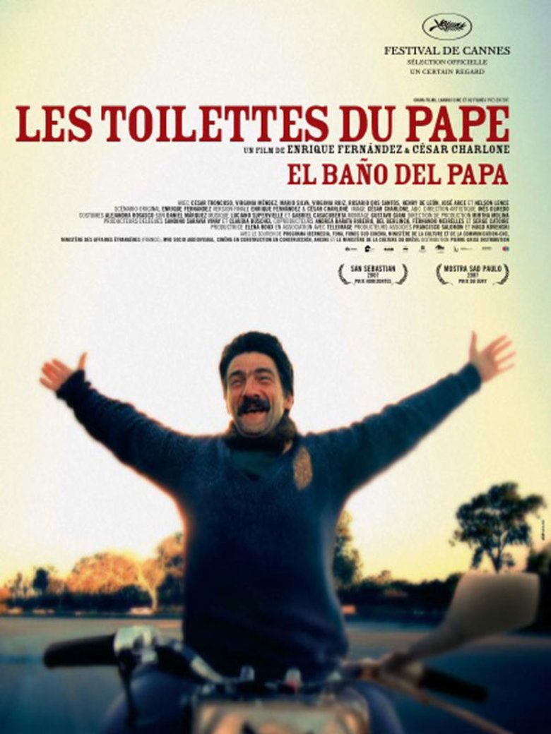 The Popes Toilet movie poster