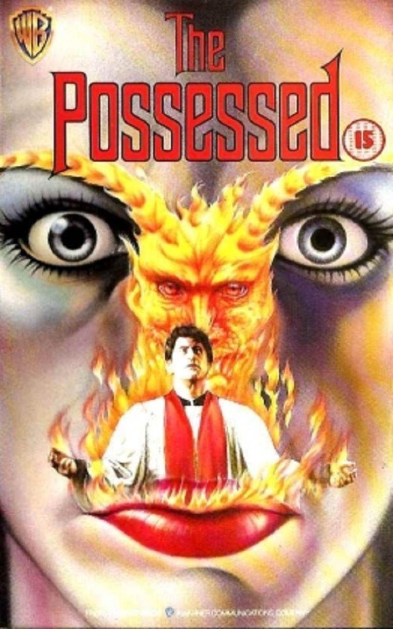 The Possessed (1977 film) movie poster