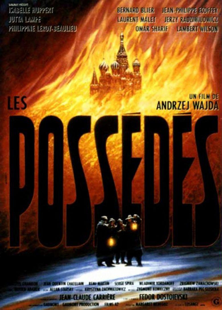 The Possessed (1988 film) movie poster