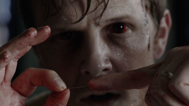 The Possession of Michael King movie scenes