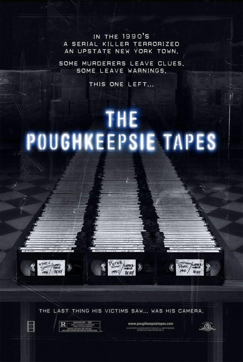 The Poughkeepsie Tapes movie poster