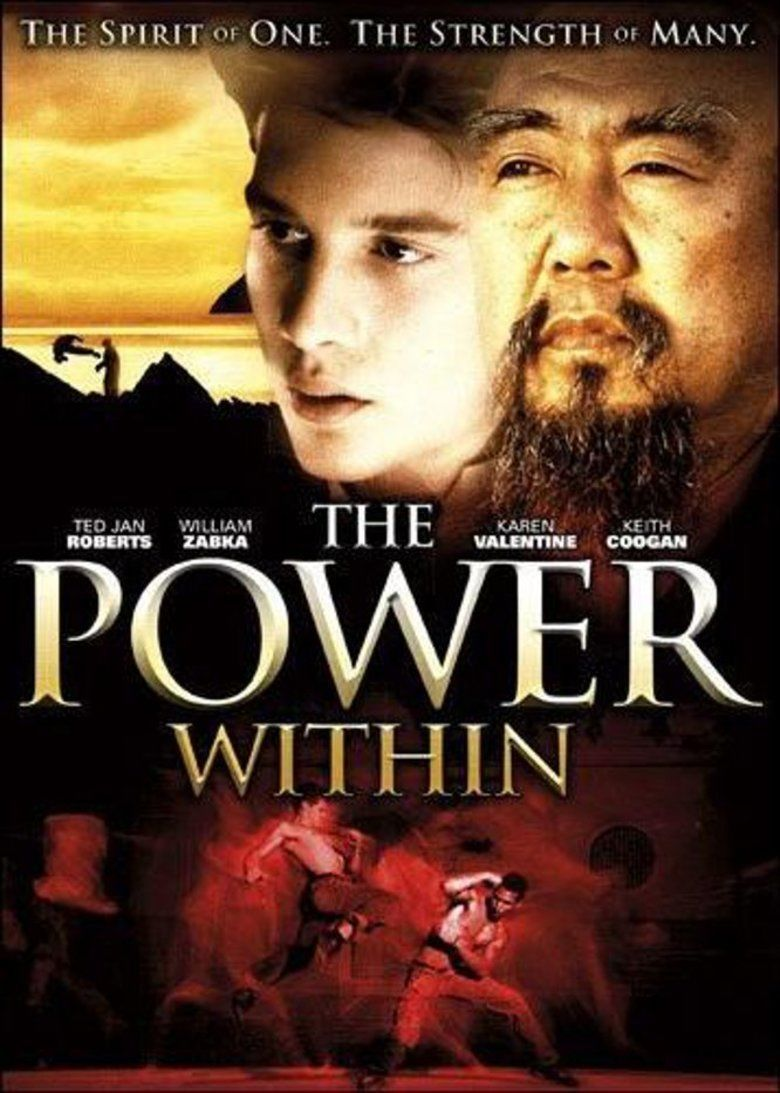 The Power Within (1995 film) movie poster