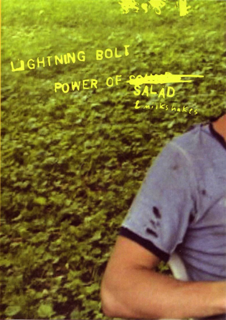 The Power of Salad movie poster