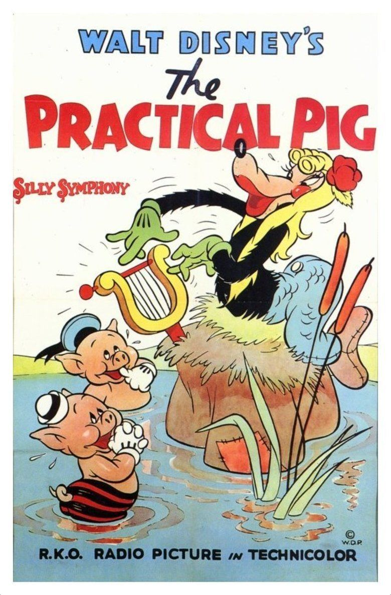 The Practical Pig movie poster