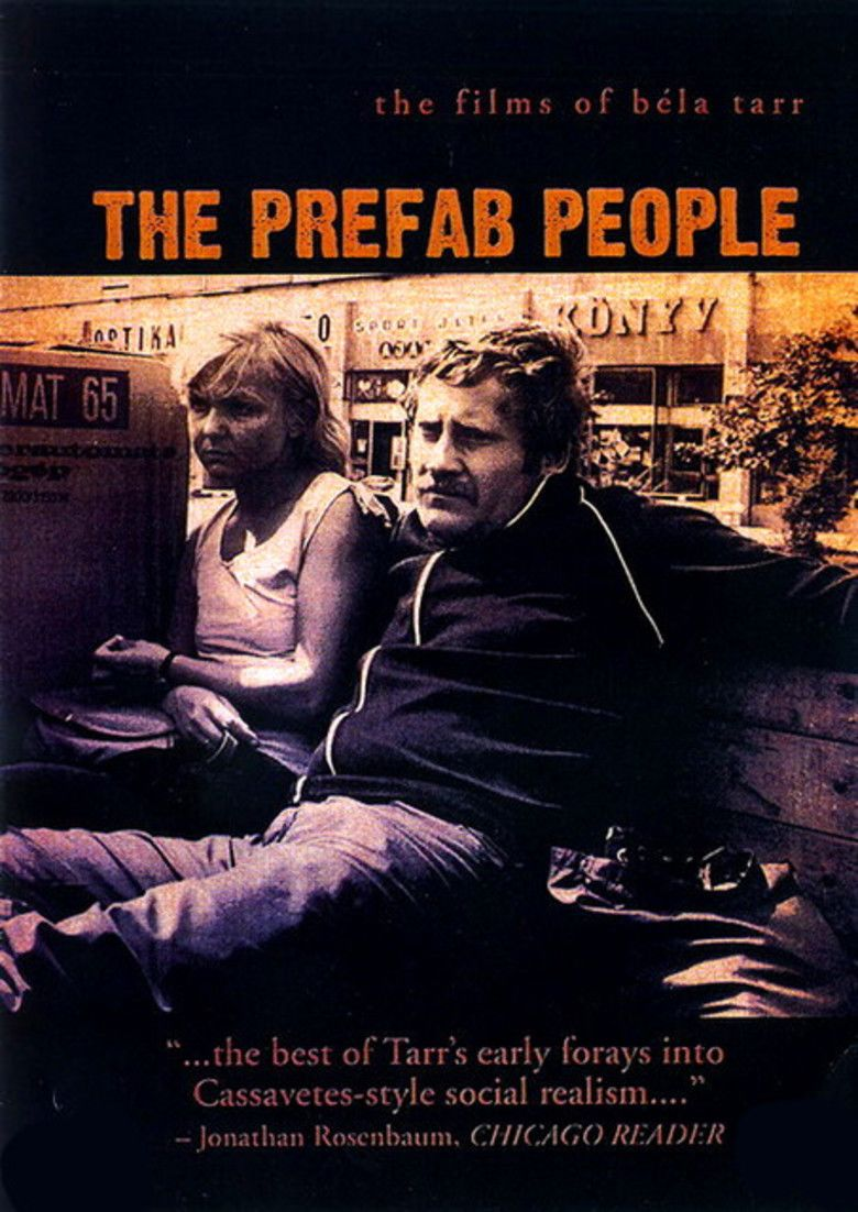 The Prefab People movie poster