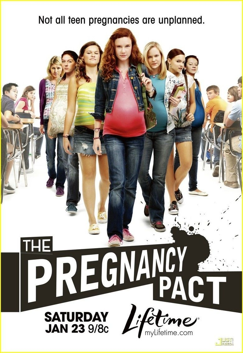 The Pregnancy Pact movie poster