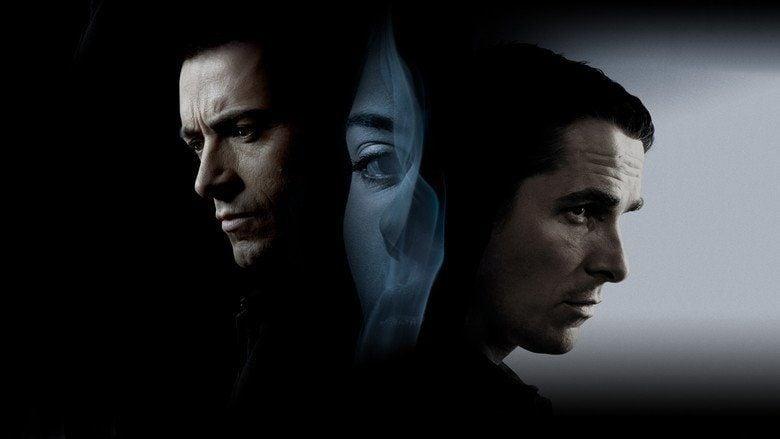 The Prestige (film) movie scenes