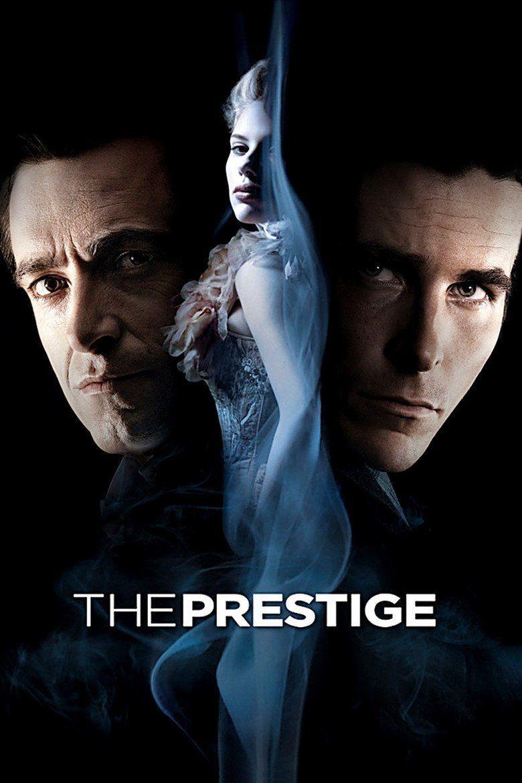 The Prestige (film) movie poster