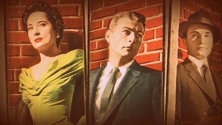The Price of Fear (1956 film) movie scenes