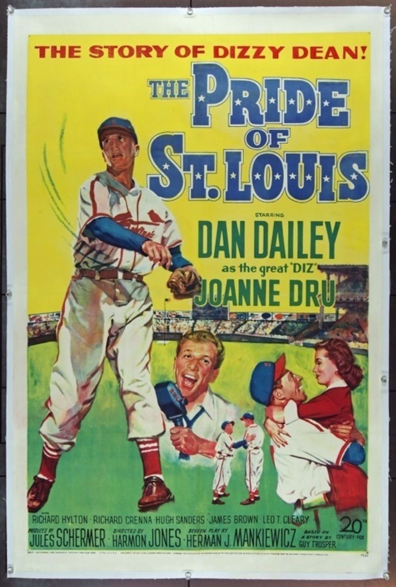 The Pride of St Louis movie poster