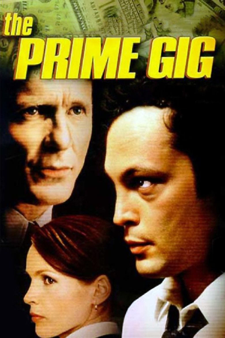 The Prime Gig movie poster