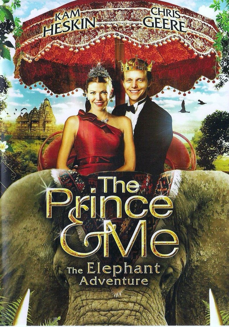 The Prince and Me 4: The Elephant Adventure movie poster