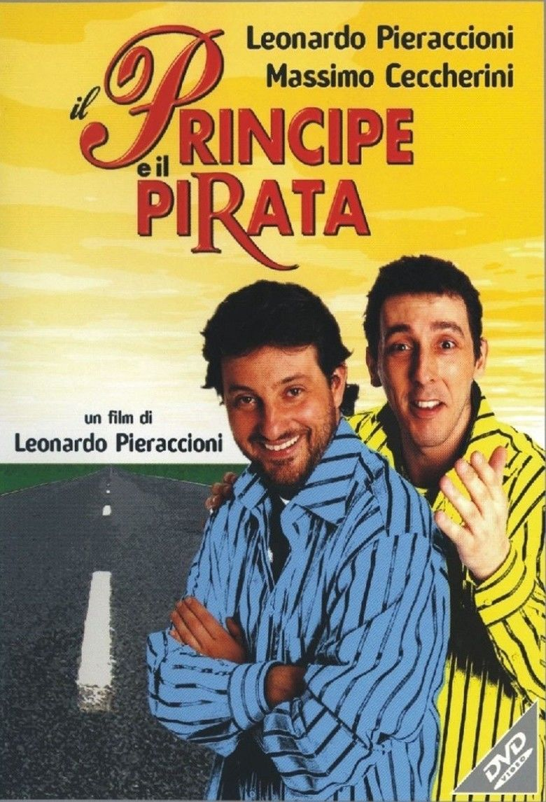The Prince and the Pirate movie poster