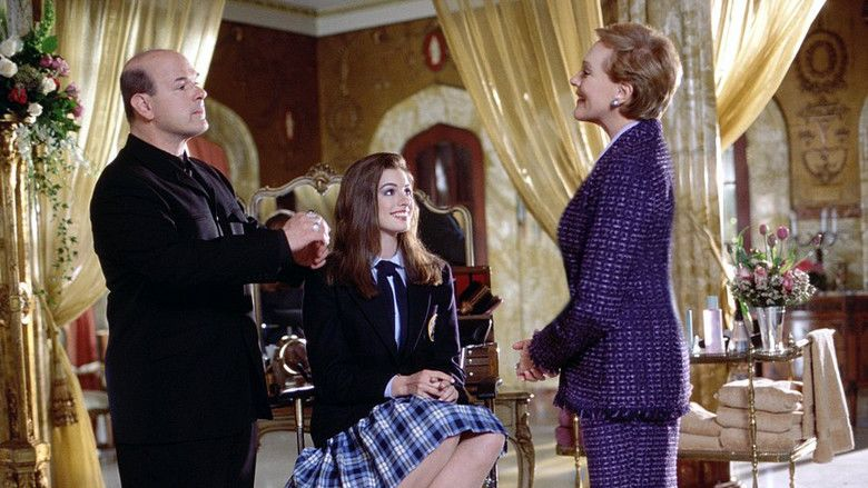 The Princess Diaries (film) movie scenes
