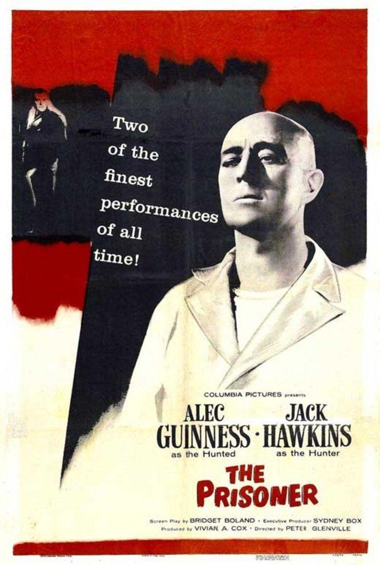 The Prisoner (1955 film) movie poster