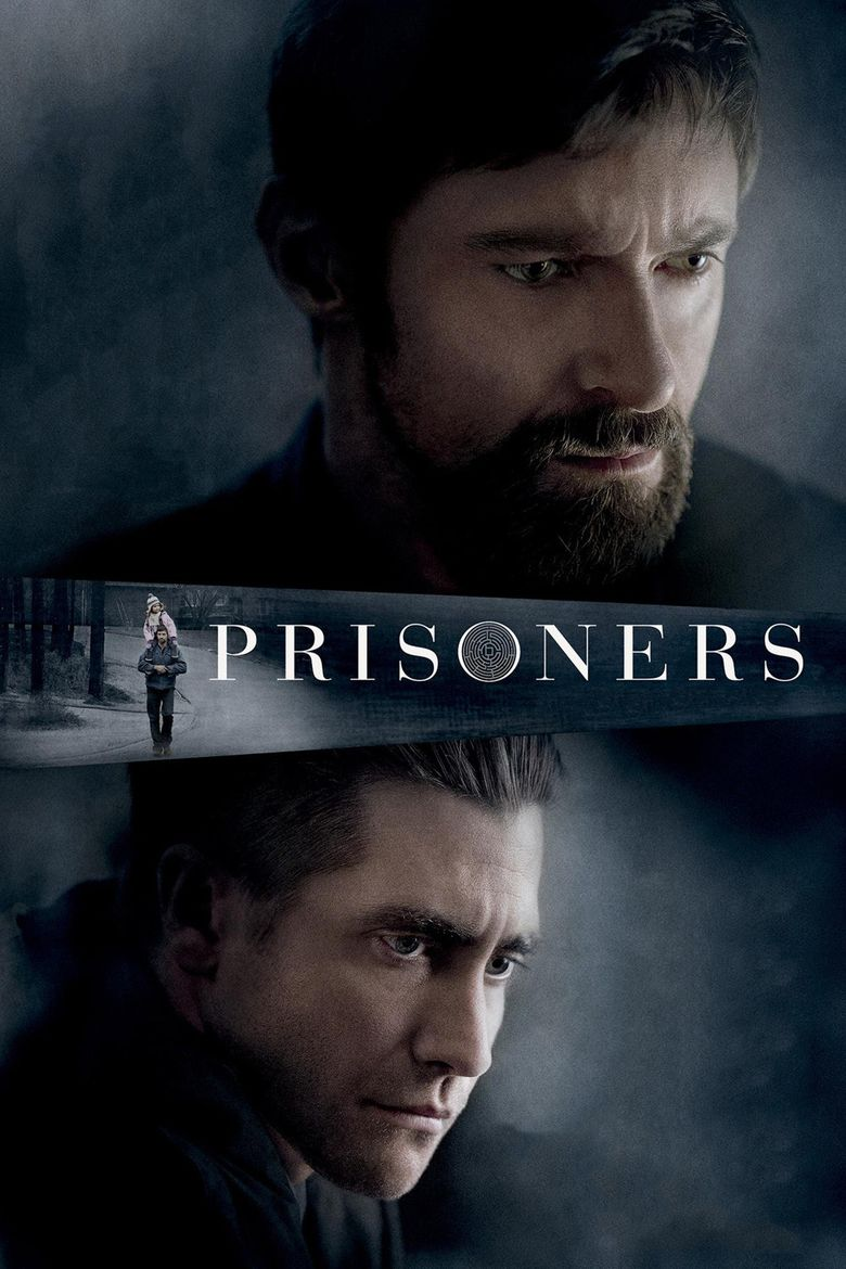 The Prisoner (2013 film) movie poster