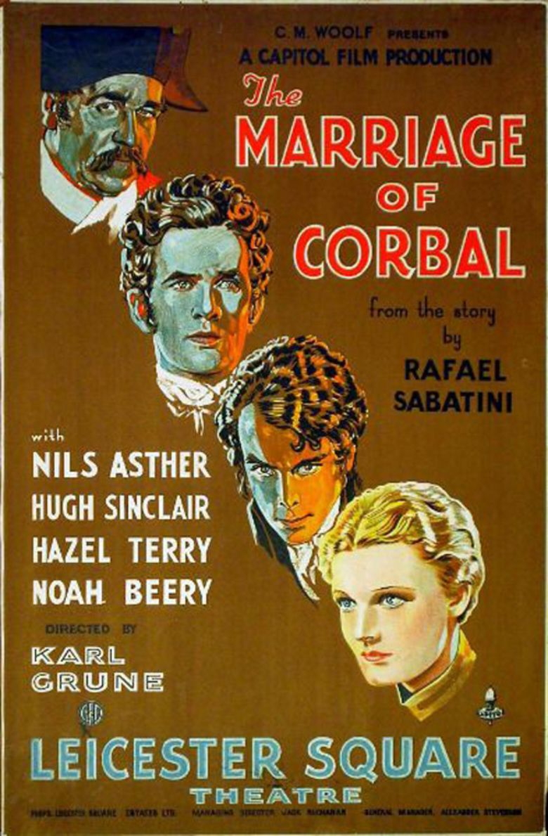 The Prisoner of Corbal movie poster