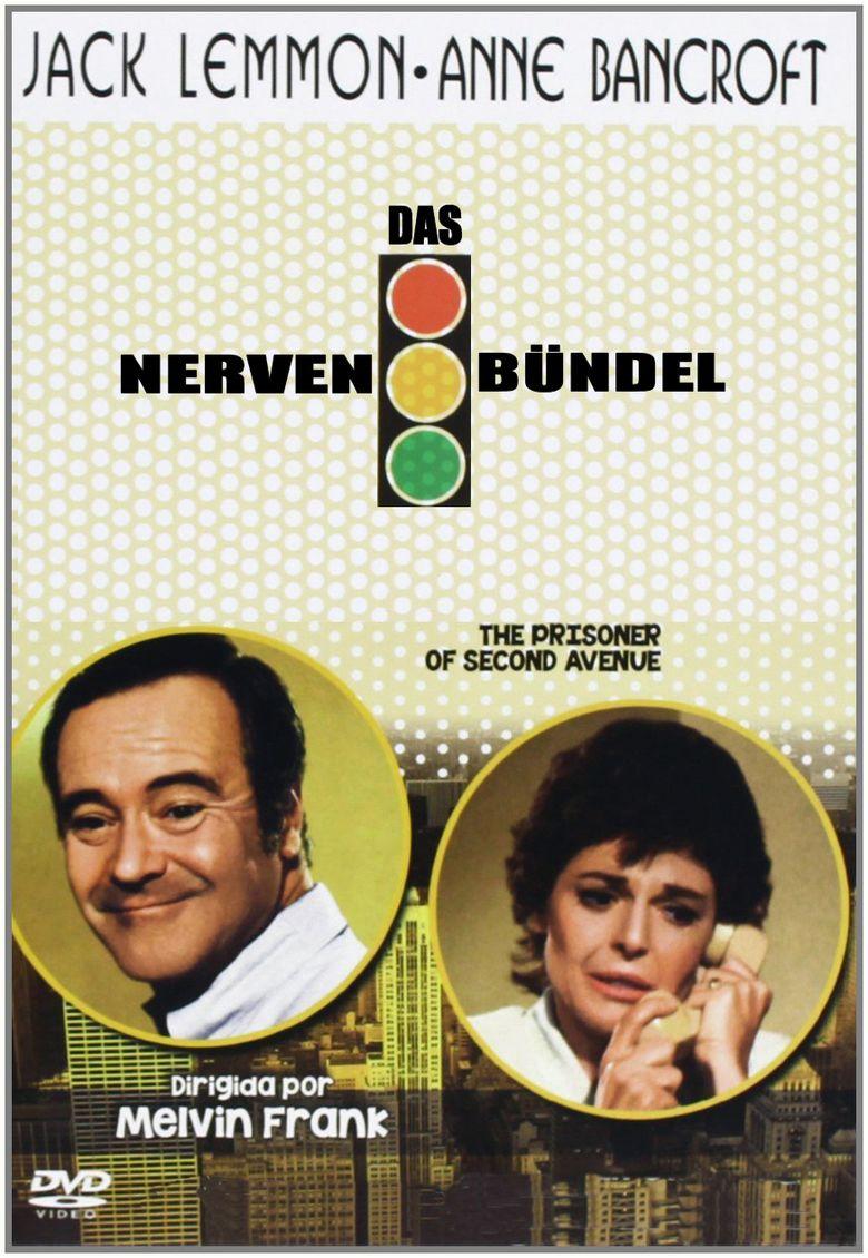 The Prisoner of Second Avenue movie poster