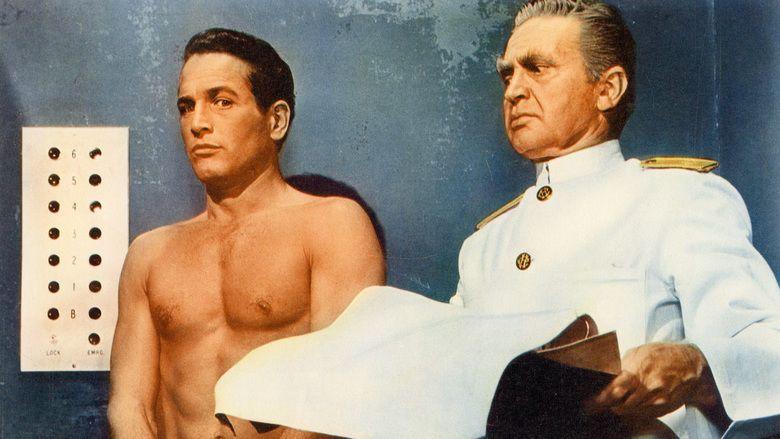 The Prize (1963 film) movie scenes