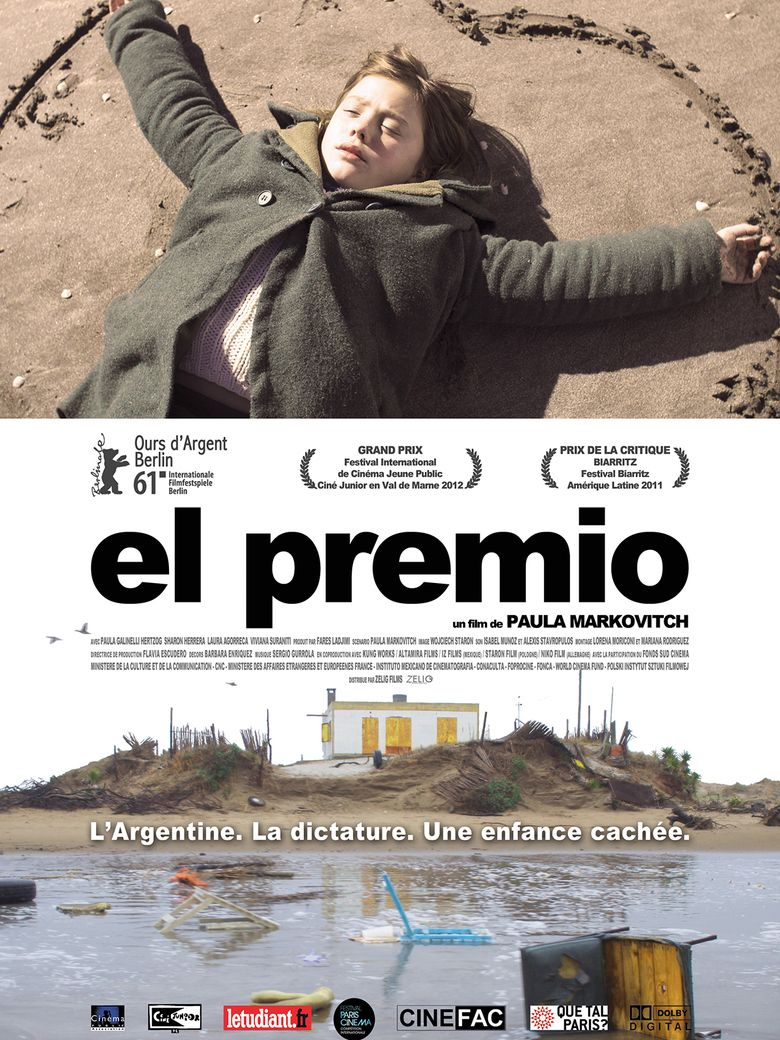 The Prize (2011 film) movie poster