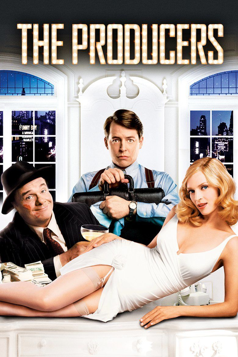 The Producers (2005 film) movie poster