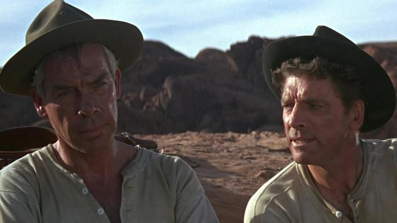 The Professionals (1966 film) movie scenes