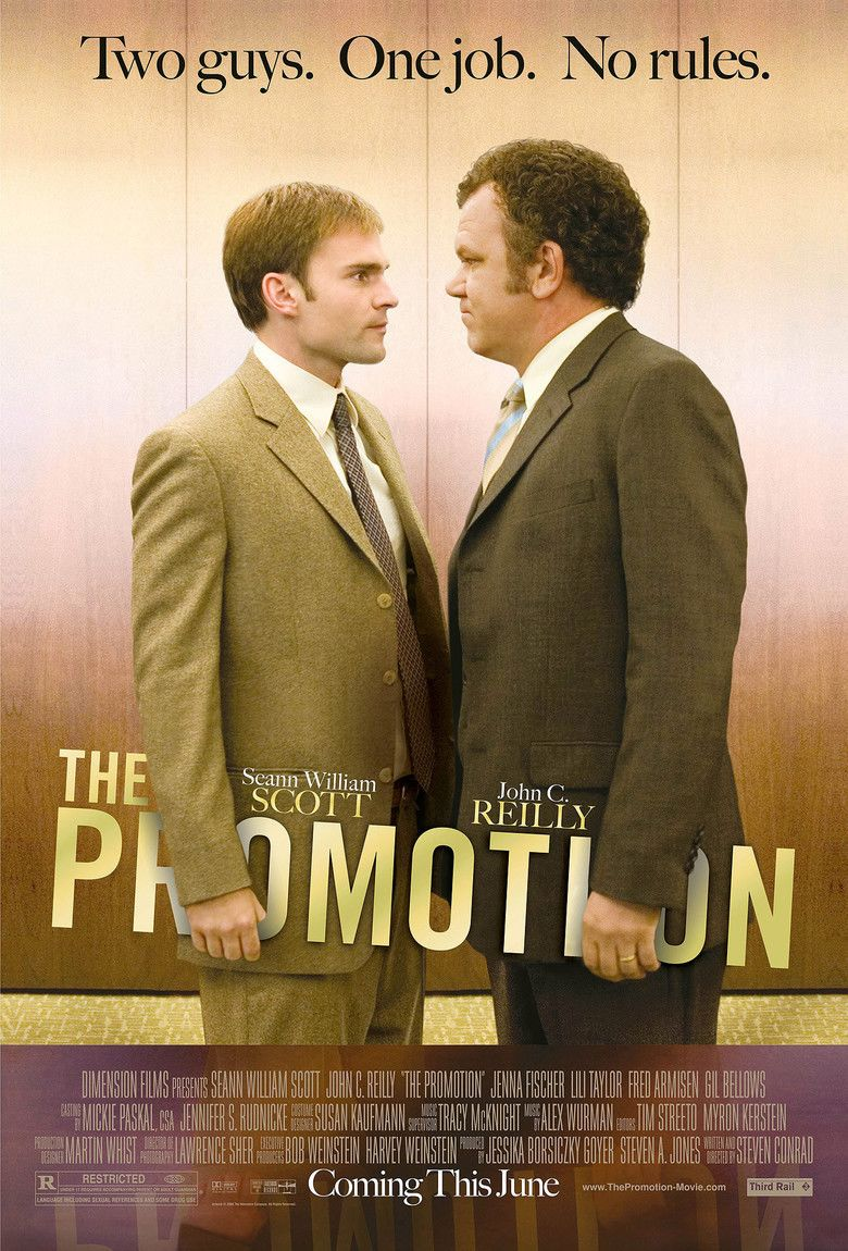 The Promotion movie poster