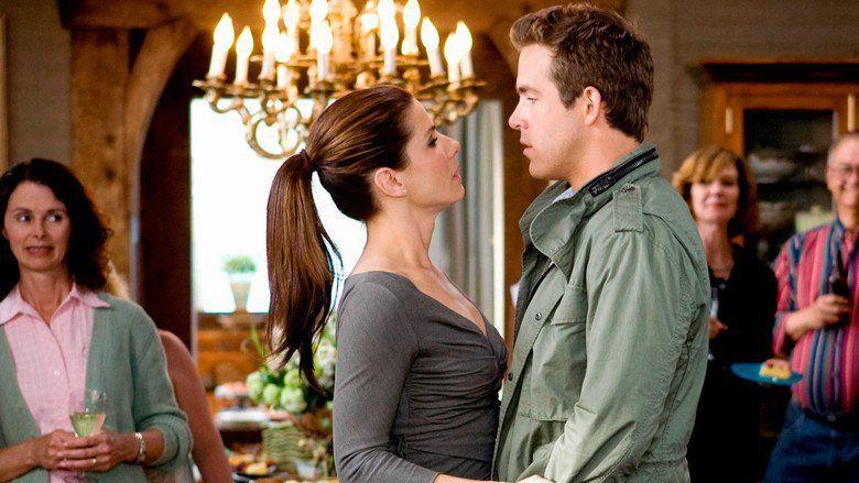 The Proposal (film) movie scenes