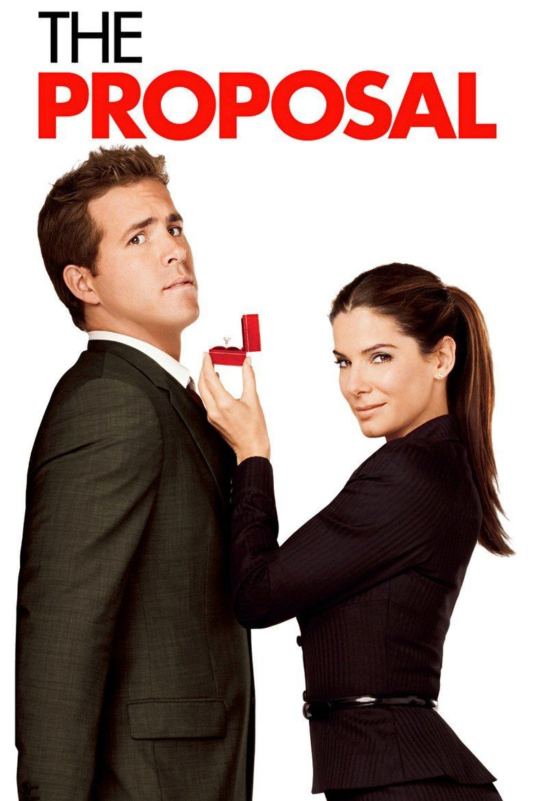 The Proposal (film) movie poster