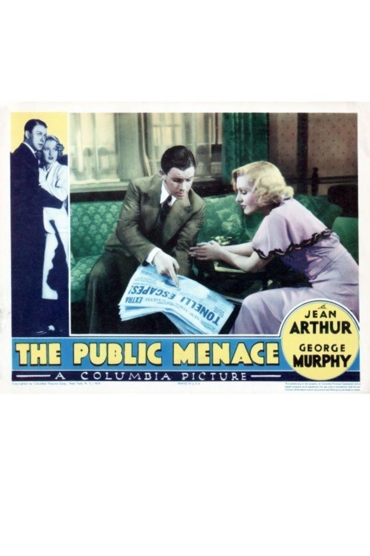 The Public Menace movie poster