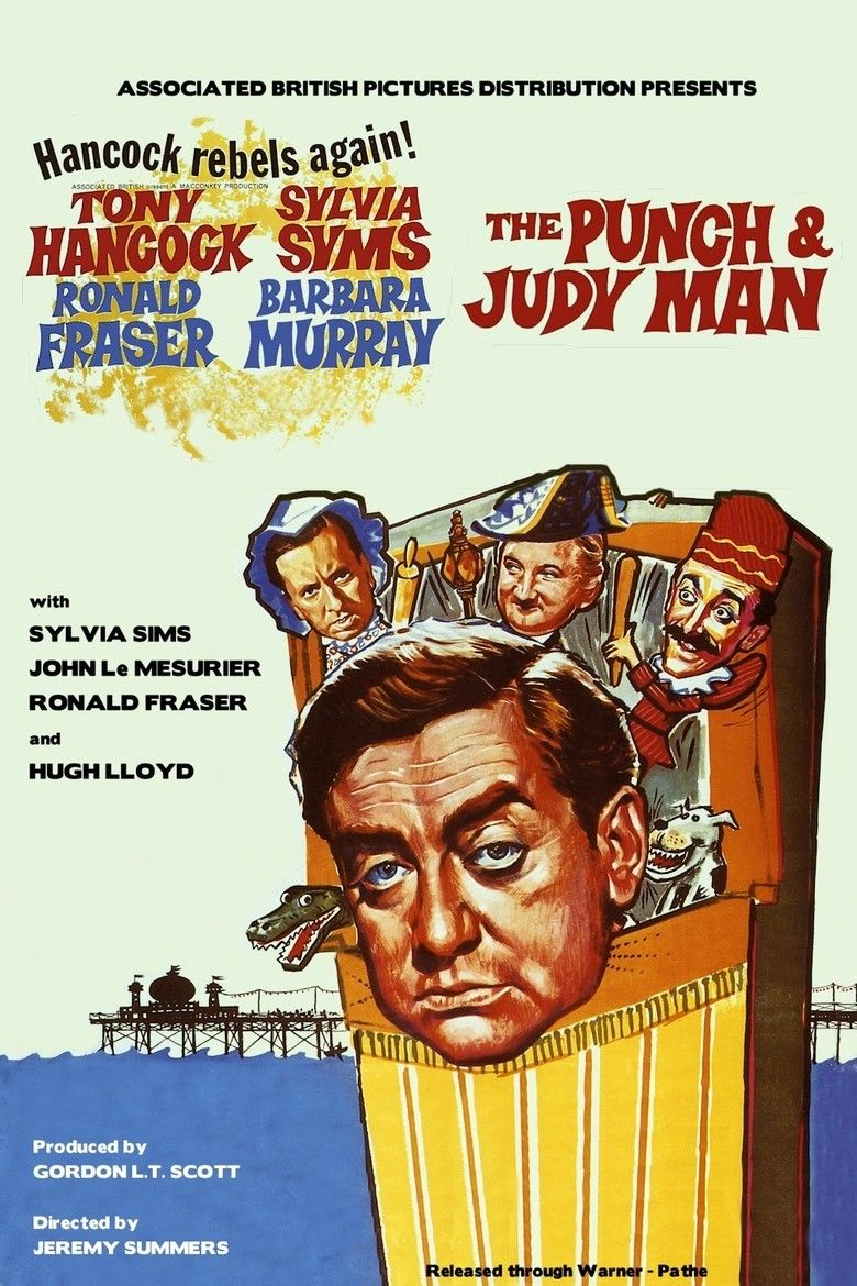 The Punch and Judy Man movie poster