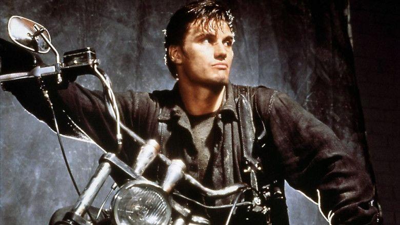 The Punisher (1989 film) movie scenes