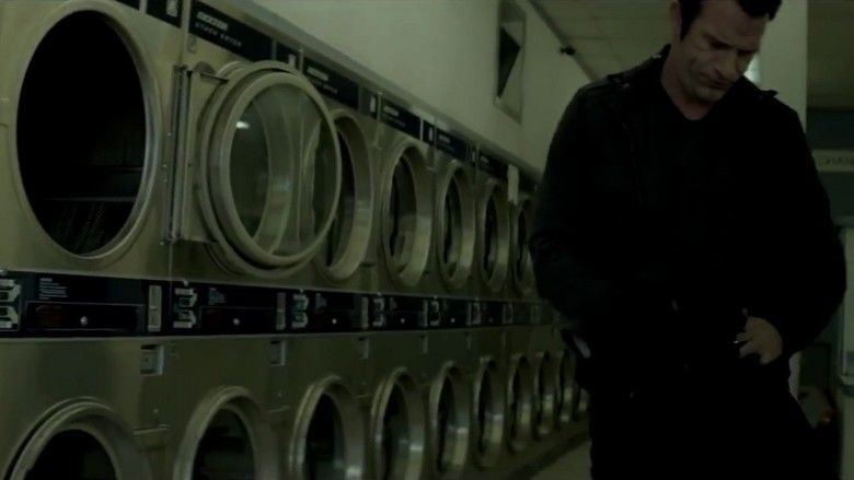 The Punisher: Dirty Laundry movie scenes