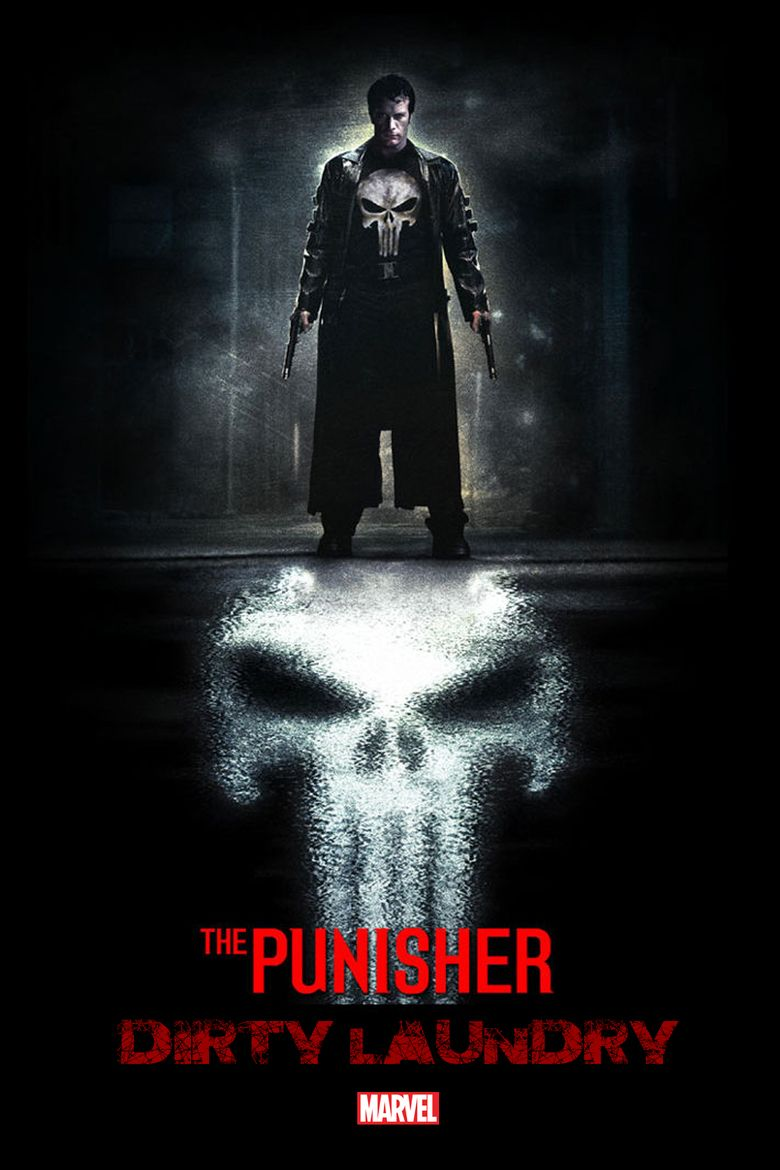 The Punisher: Dirty Laundry movie poster