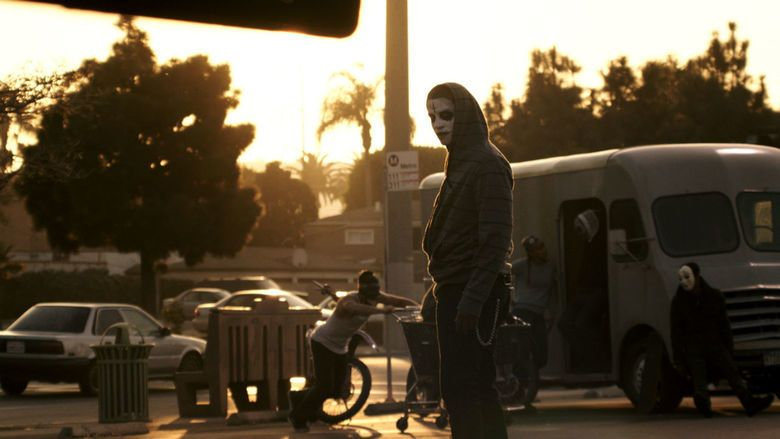 The Purge: Anarchy movie scenes