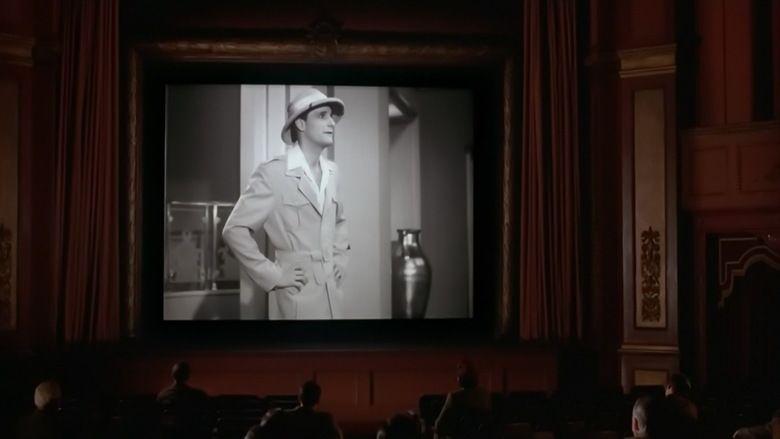 The Purple Rose of Cairo movie scenes