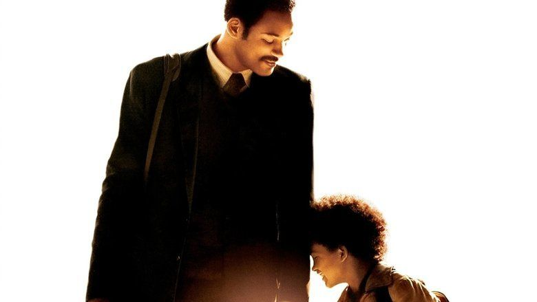 The Pursuit of Happyness movie scenes