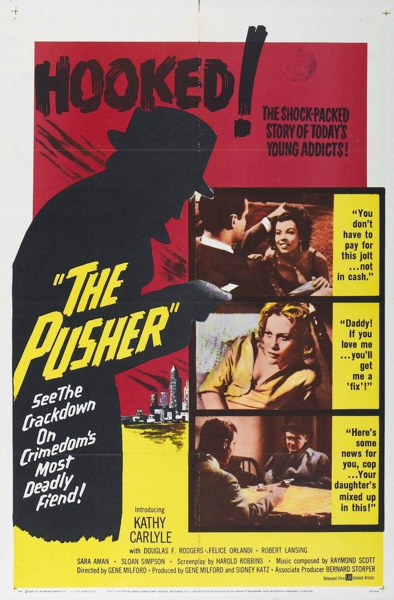 The Pusher (film) movie poster