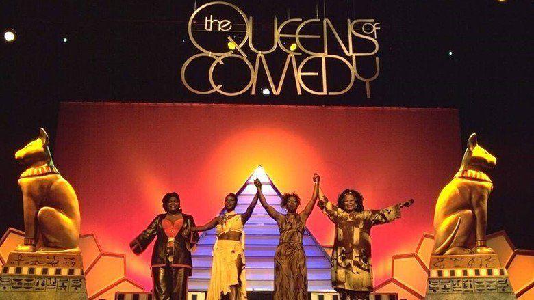 The Queens of Comedy movie scenes