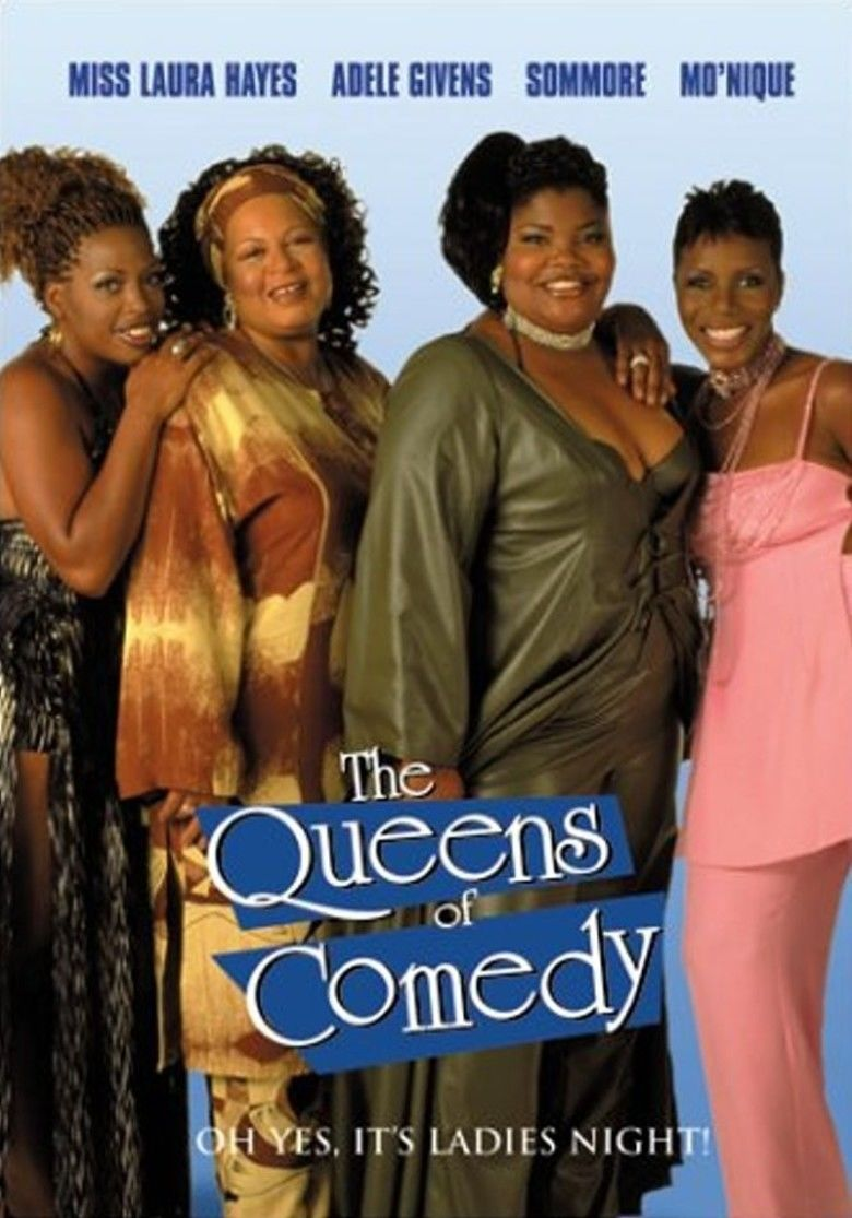 The Queens of Comedy movie poster