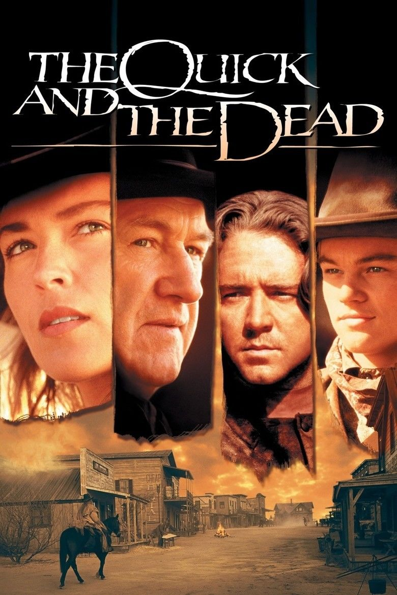 The Quick and the Dead (1995 film) movie poster