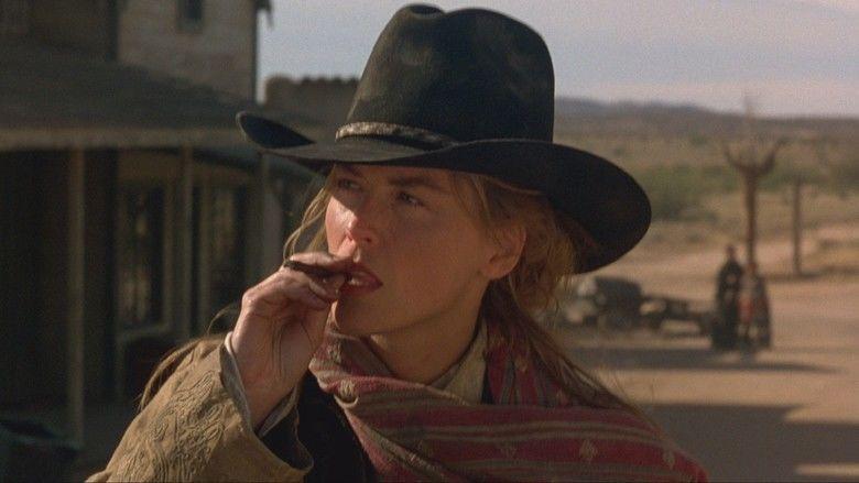 The Quick and the Dead (1995 film) movie scenes