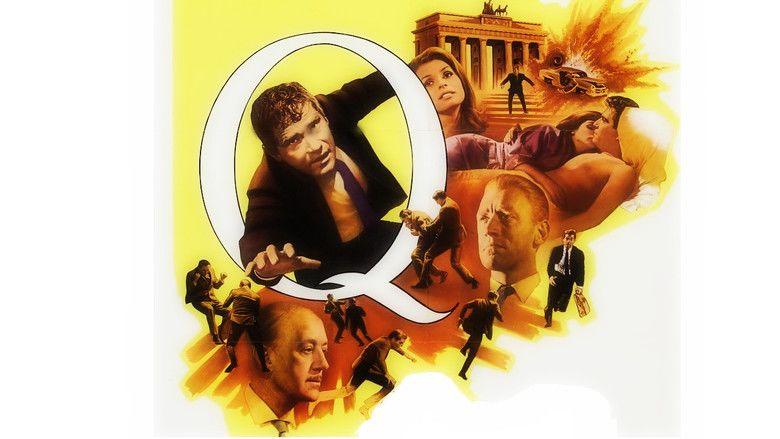 The Quiller Memorandum movie scenes