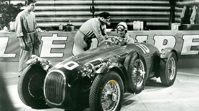 The Racers movie scenes