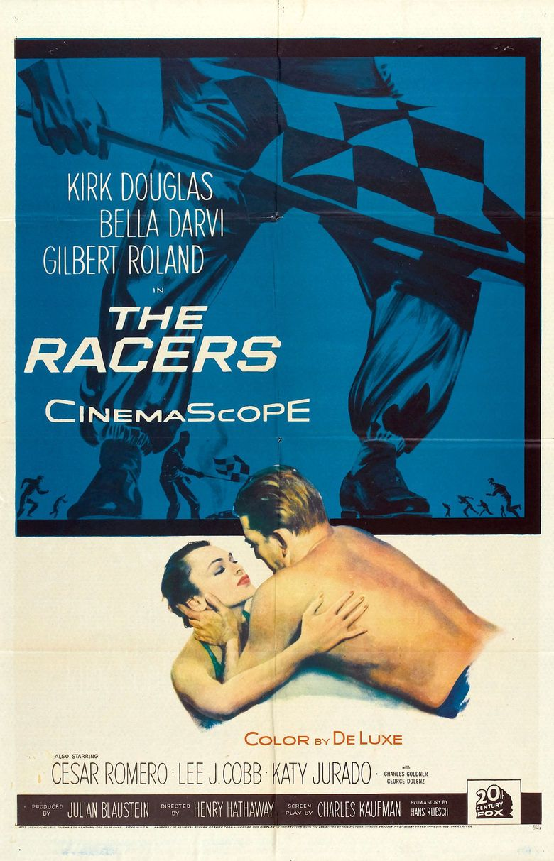 The Racers movie poster