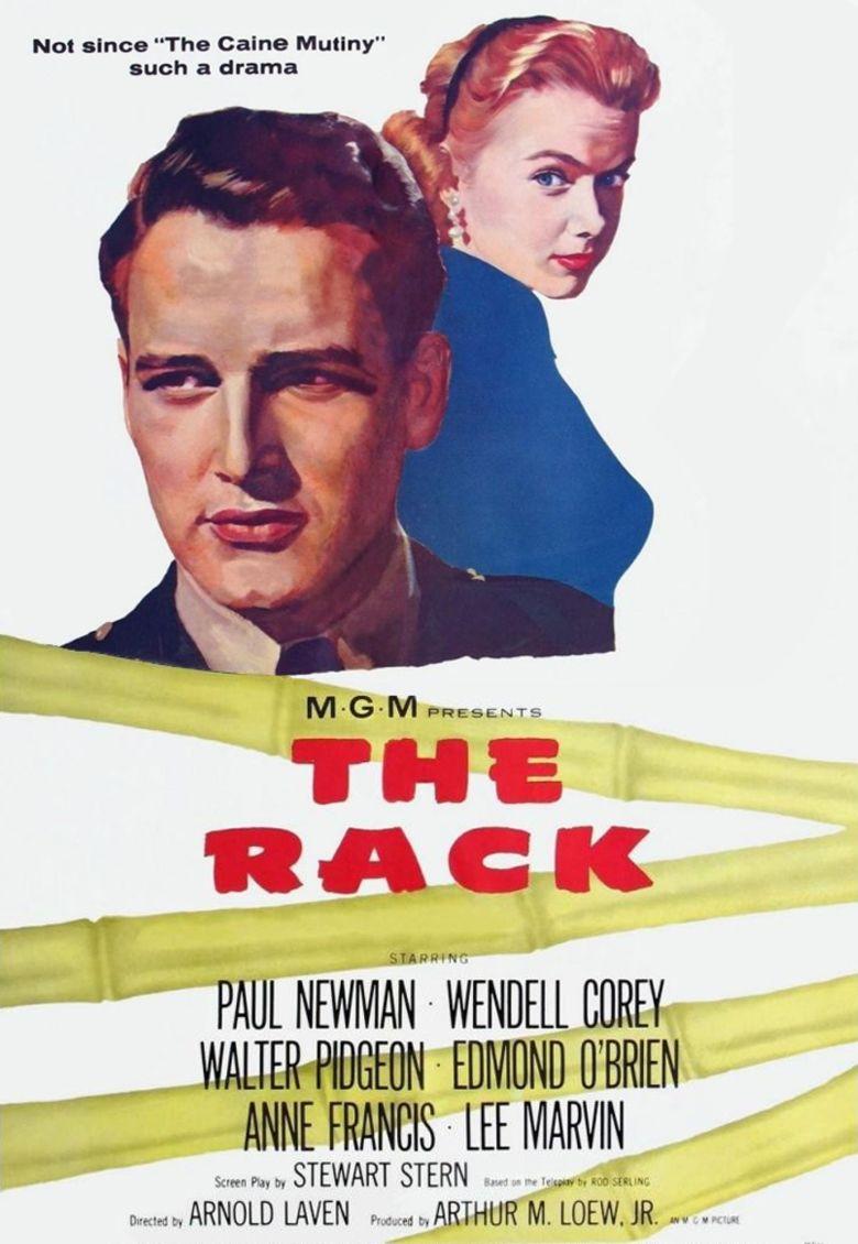 The Rack (film) movie poster