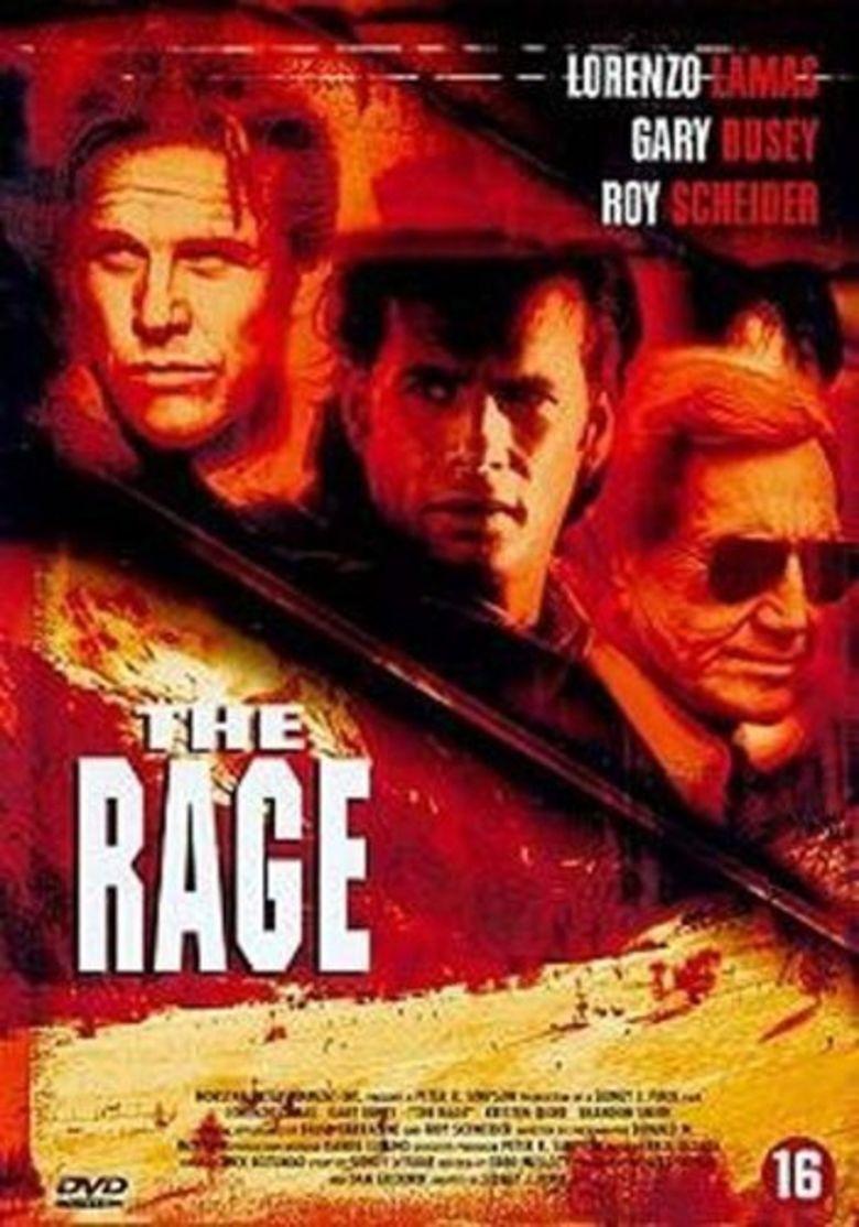 The Rage (1997 film) movie poster