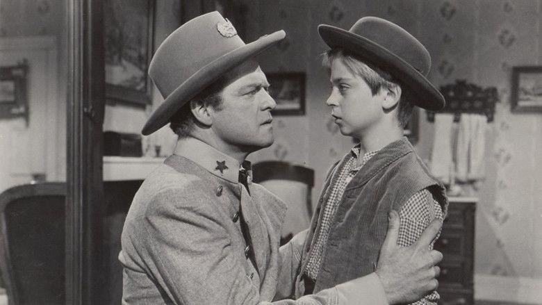 The Raid (1954 film) movie scenes