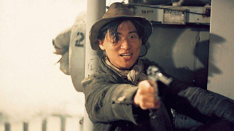 The Raid (1991 film) movie scenes